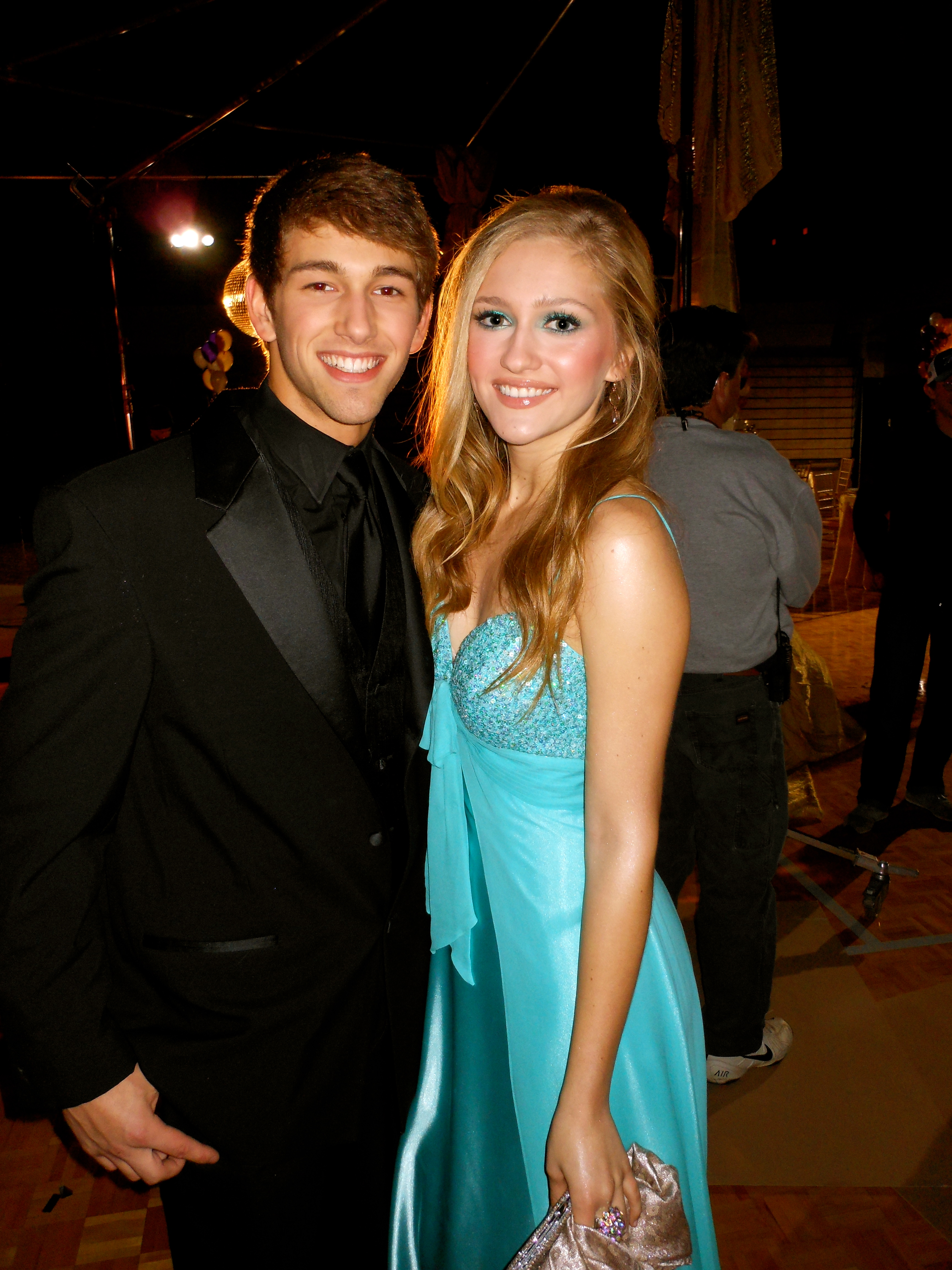 """""""First Kiss"""" Video Shoot   Maggie Sajak"""